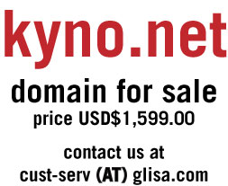 KYNO.NET for sale